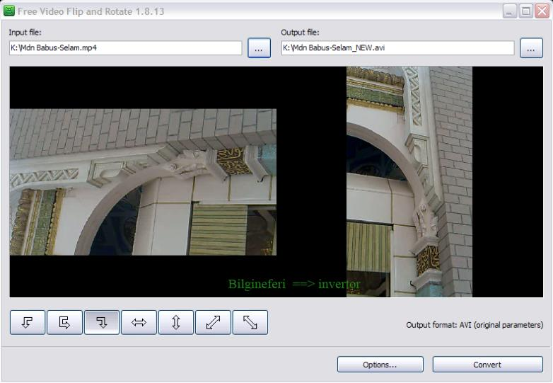 flip and rotate video download free